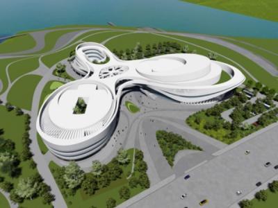 福州大学城文化艺术中心二装总承包