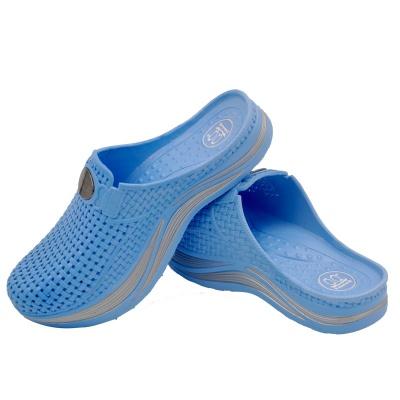 浅蓝色纤高女鞋国家专利产品