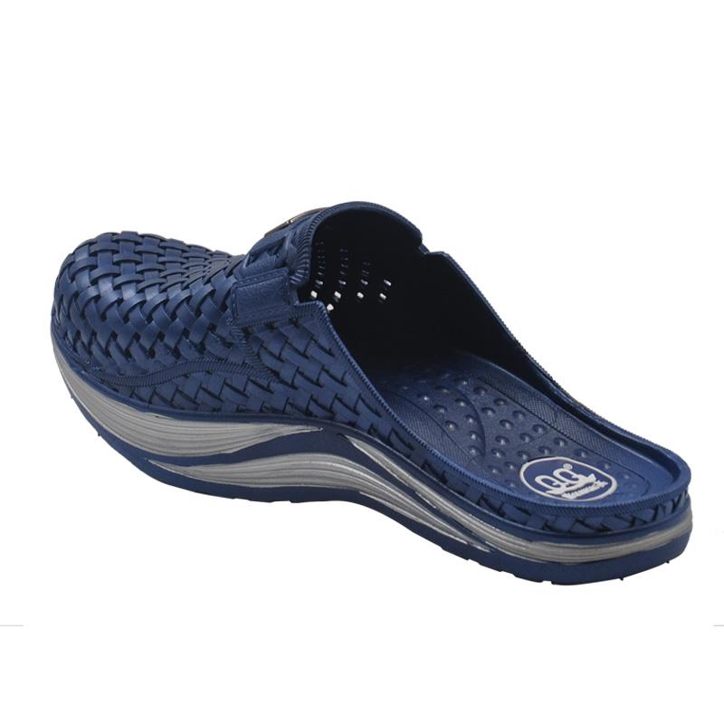 珠深蓝色前高男鞋国家专利产品