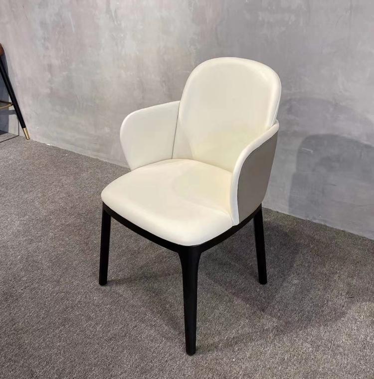 輕奢實木電動餐桌椅