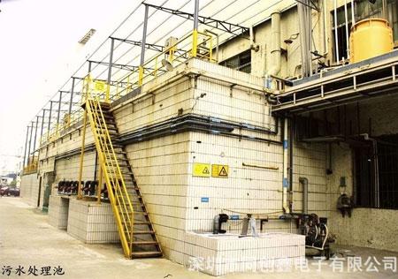 同创鑫发展历史 防污设施的建设和...