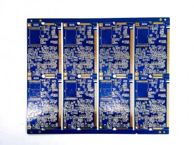 固态 6层硬板电路板