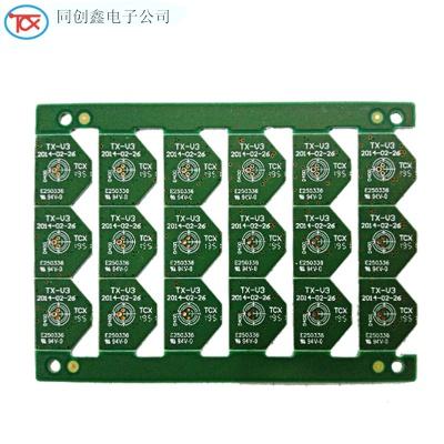 智能产品双面线路板——同创鑫精密电路