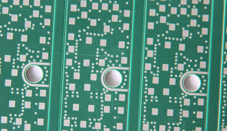 四层 沉锡5G低通滤器线路板