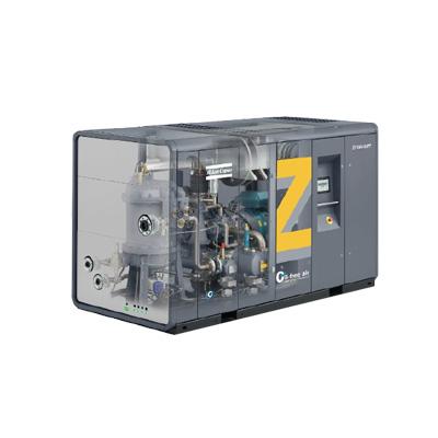 水冷式無油螺杆空氣壓縮機