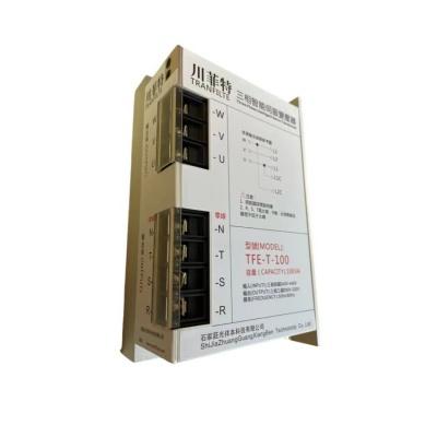 伺服電子變壓器川菲特10KVA三相智能伺服變壓器TFE-T-100-L