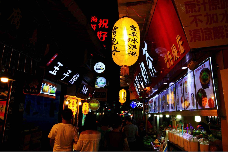 深圳某美食街油煙淨化工程