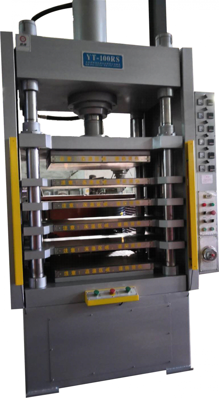 如何提高热压成型机的环保使用要求