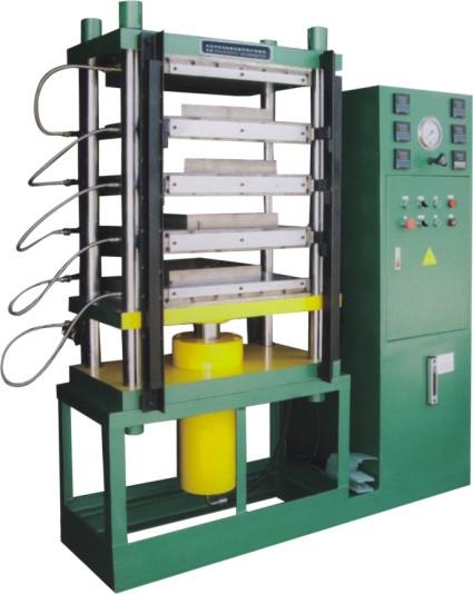 稳定型热压成型机的结构设计