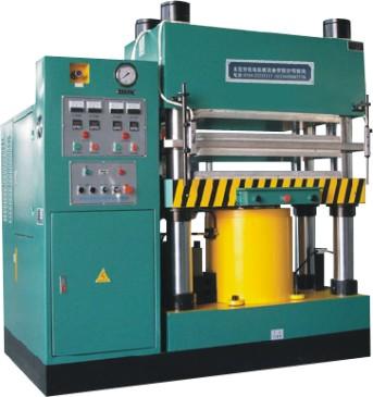 复合热压成型机的实际应用性能