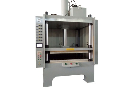 YTD系列100吨双层热压机