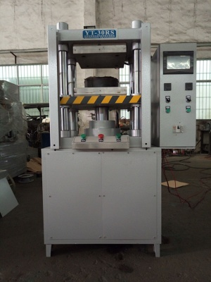YTD系列30噸雙層熱壓機