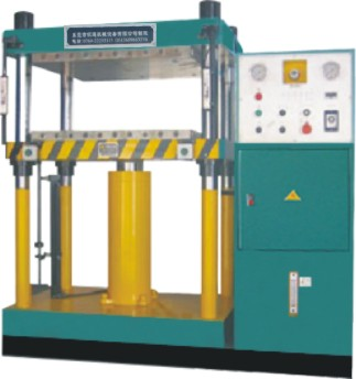 YTS系列100噸單層熱壓機