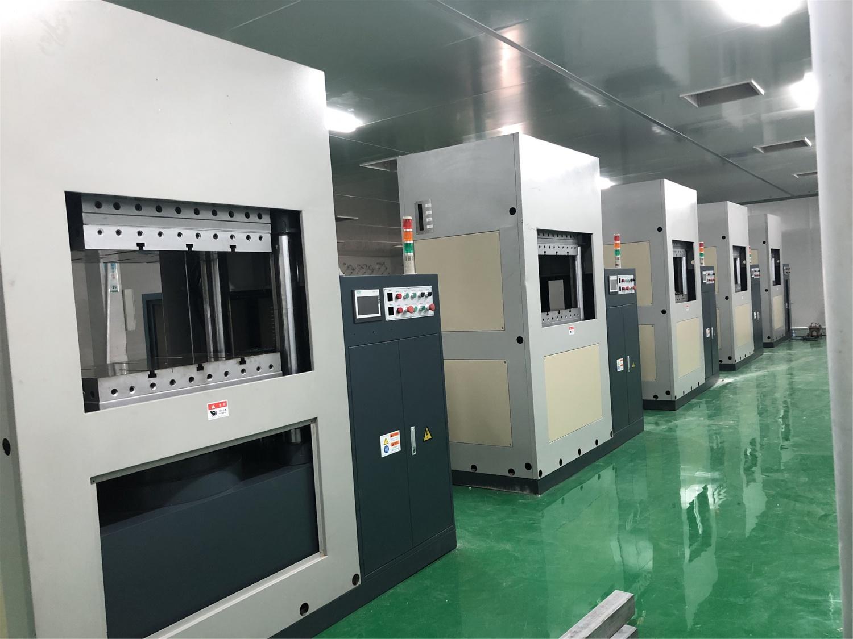 YTD系列300噸伺服熱壓機