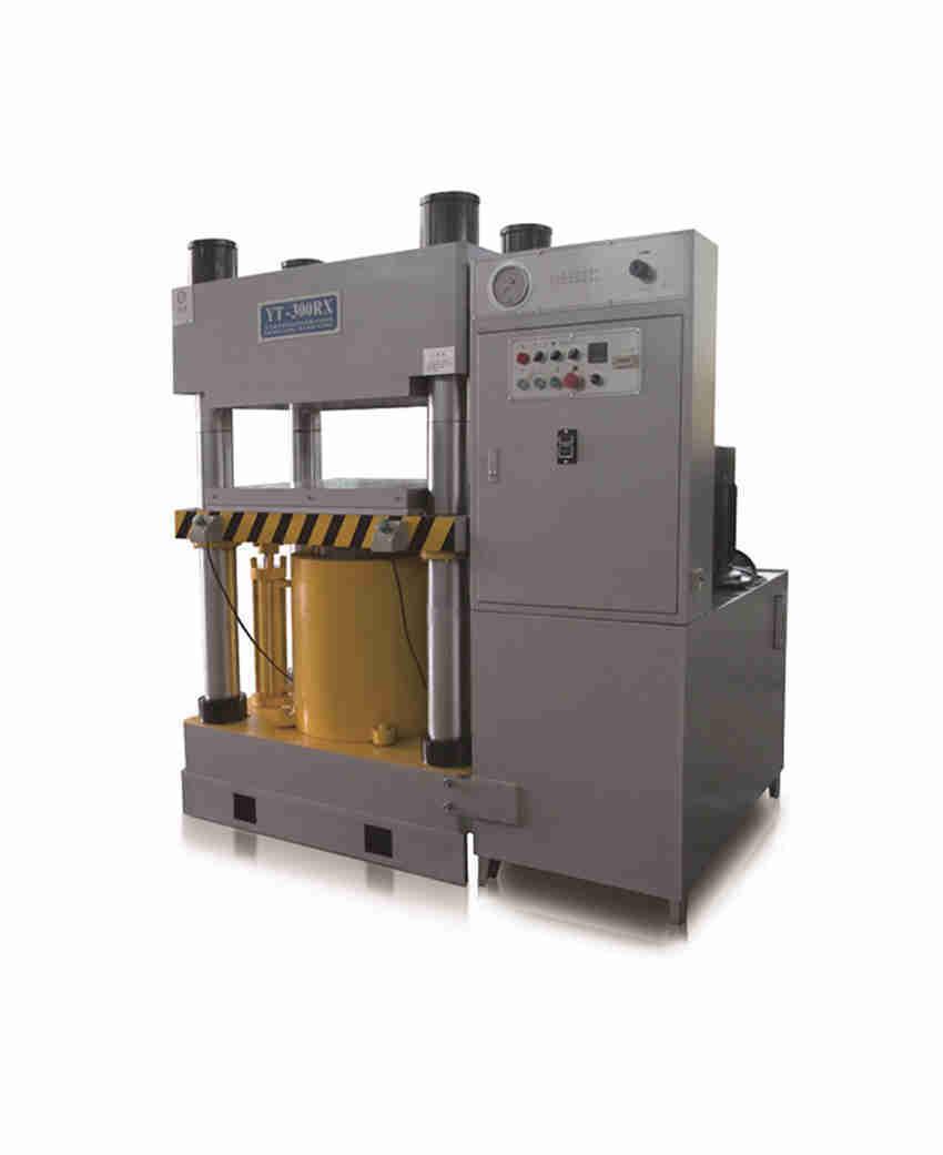 YTR系列200噸平板熱壓機