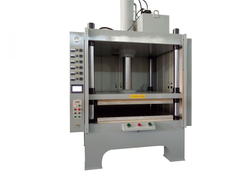 YTD系列200噸碳纖維熱壓機