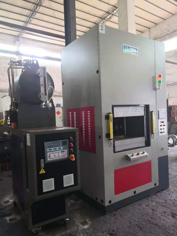 YTD系列100噸數控熱壓機