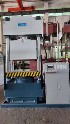 YT-ZK系列500噸真空平板硫化機
