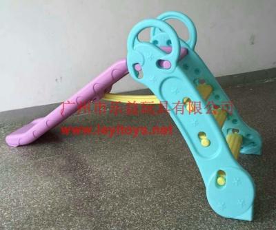 16-41E 高折叠滑梯folding slide