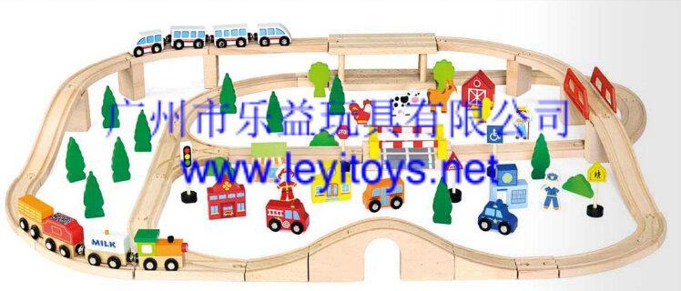 50998 train set(90pcs) 轨道动车