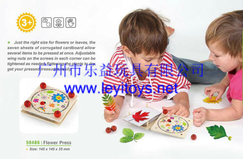 59486 flower press 树叶夹