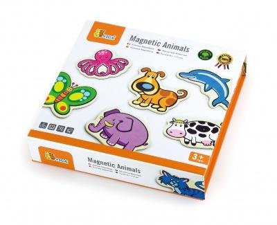 58923-彩盒(磁性动物20片)