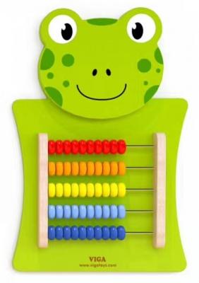50679 墙上玩具-青蛙