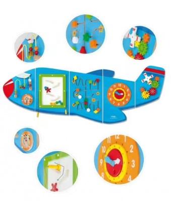 50673 墙上玩具飞机