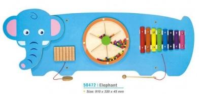 50472  小号墙上玩具-大象