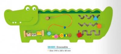 50469   小号墙上玩具-鳄鱼