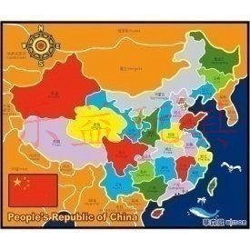 KB3-DT3010 中国地图教学毯