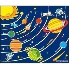 KB3-DT3001   太阳系行星教学毯
