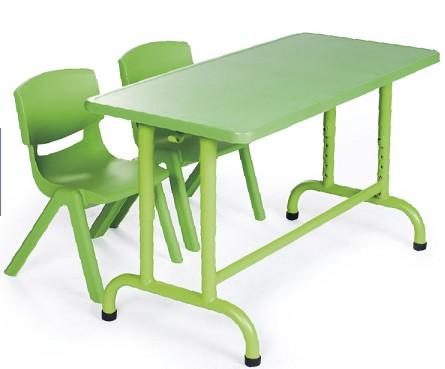 LYCY-008多功能组合双人桌