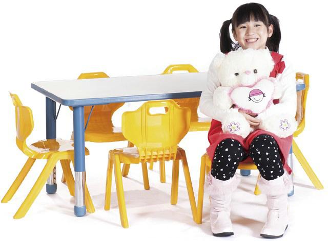 LYCY-061升降长方桌