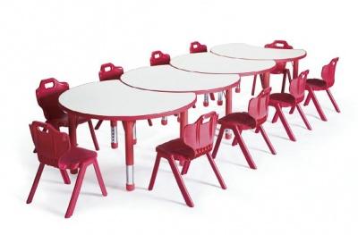 LYCY-093可拼圆桌90 75