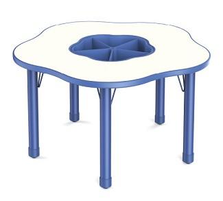 LYCY-073-1梅花形游戏桌