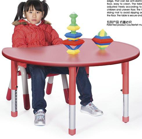 LYCY-092可拼式圆桌105 87