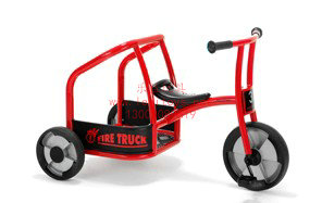 16-79I 红色消防车