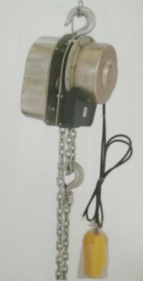 不銹鋼環鏈電動葫蘆
