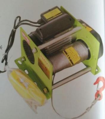 微型卷揚機