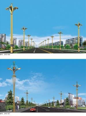 組合燈 HT-ZHD-009
