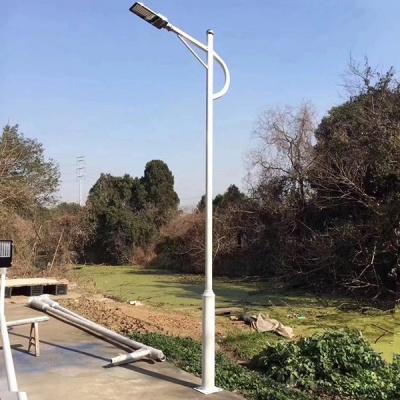 河南周口駙馬溝公園4米LED路燈項目