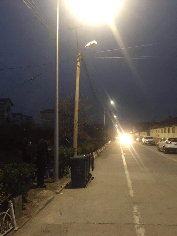 湖北武漢道路燈