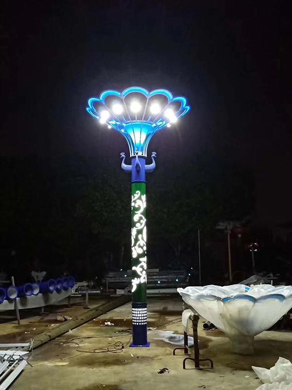 云南廣場景觀燈