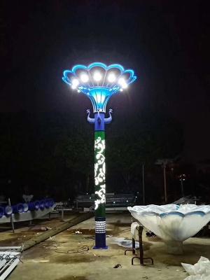 云南广场景观灯