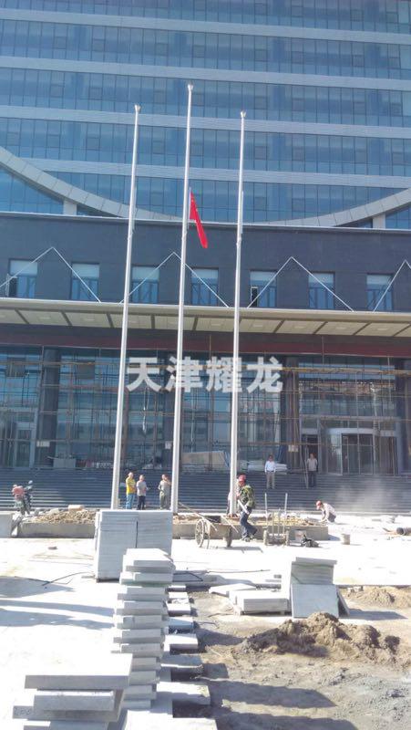 寧夏銀川平羅金融大廈