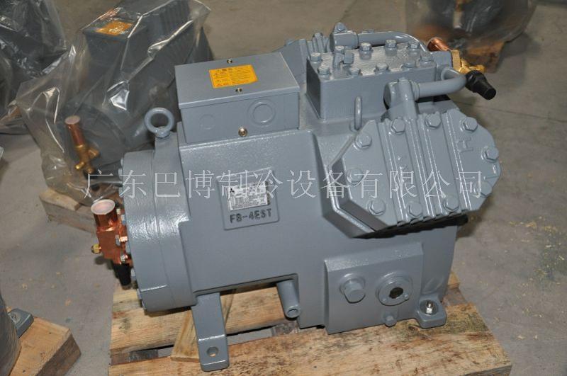 20HP三凌半封閉制冷壓縮機 型號:FB-4EST