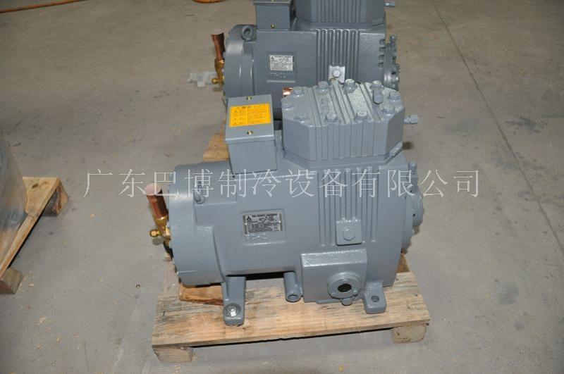5HP三凌半封閉制冷壓縮機 型號:FA-2LST