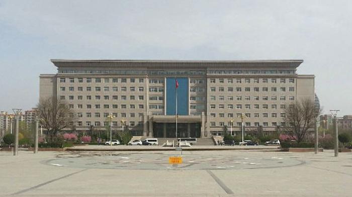寧夏寧東政府辦工大樓