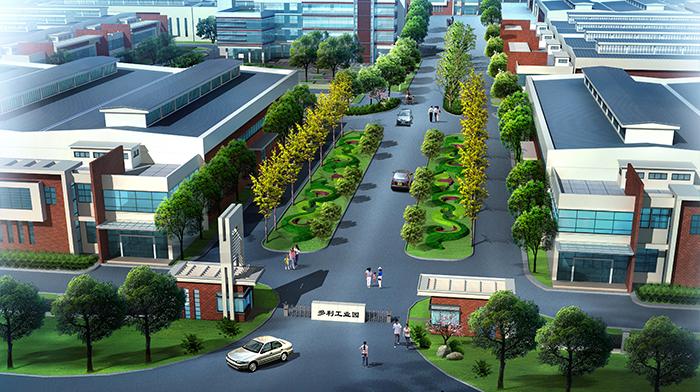 深圳多利工業園